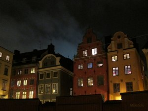 C'est la plus vieille place de la ville de Stockholm