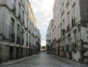 Des les rues de Nantes